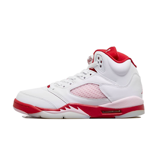 Air Jordan 5 Retro GS 'Pink Foam' zijaanzicht