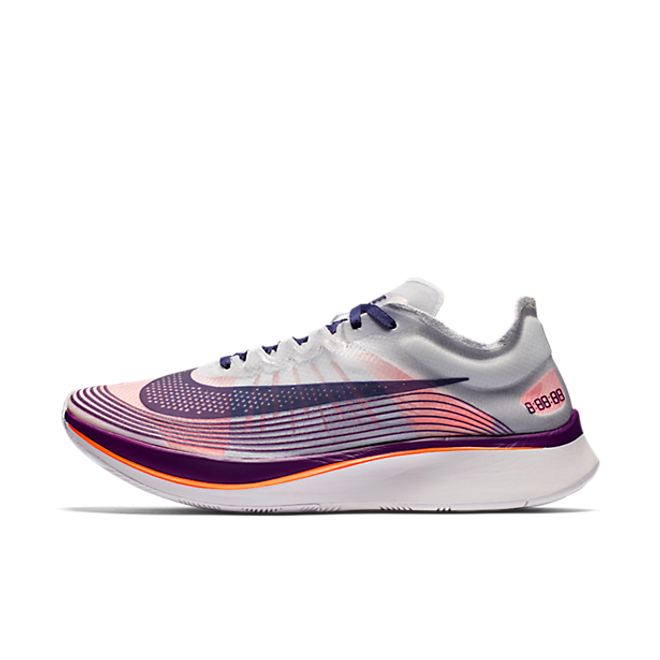 Nike Zoom Fly SP 'Total Crimson'