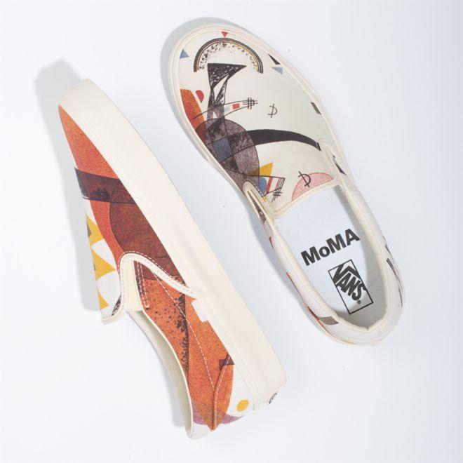 VANS Vans Moma Wassily Kandinsky Classic Slip-on-