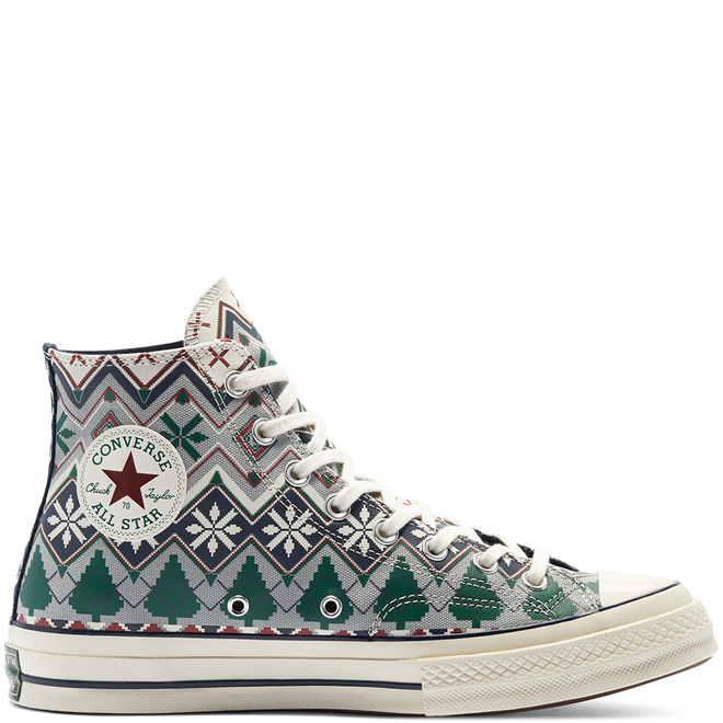 Converse Chuck 70 High 'Holiday Sweater'