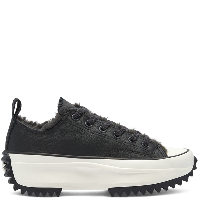 Cozy Club Run Star Hike Low Top