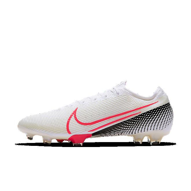 Nike Mercurial Vapor 13 Elite FG White Laser Crimson