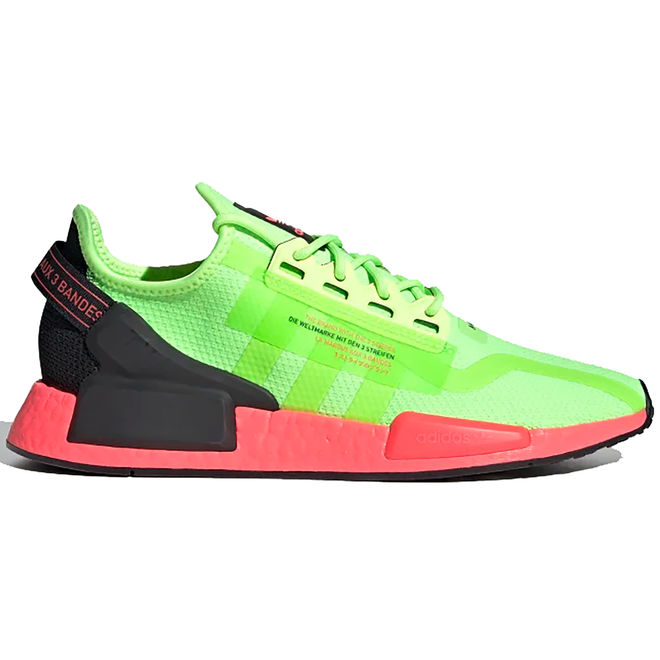 adidas NMD R1 V2 Watermelon Pack Green