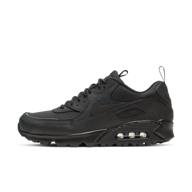 Nike Air Max 90 Surplus 'Black' zijaanzicht