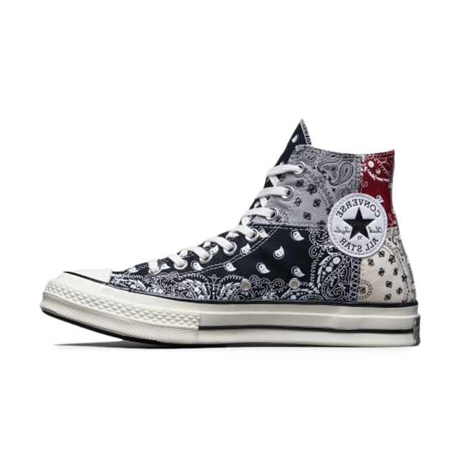 Offspring X Converse Chuck 70 'Grey Paisley' 169880C