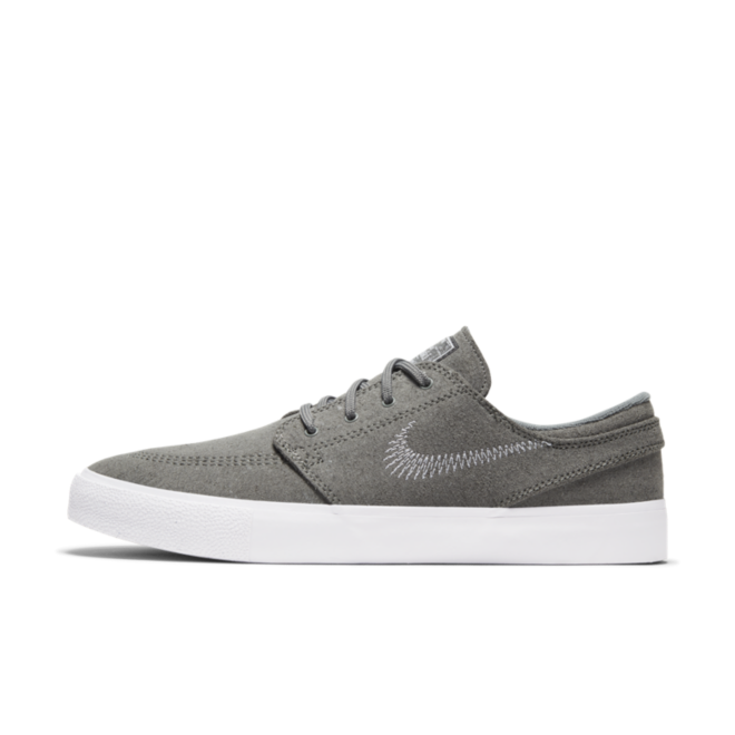 Nike SB Stefan Janoski Flyleather 'Grey'