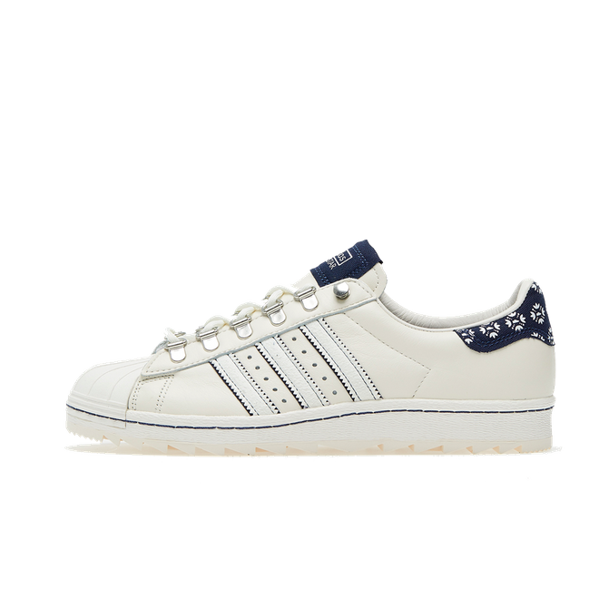 Footshop x adidas Superstar 'Blueprinting'