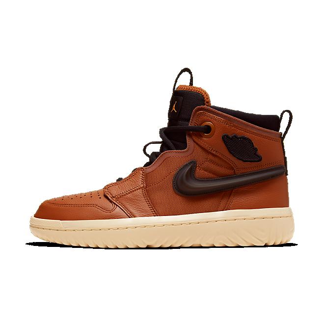 Jordan 1 High React Brown