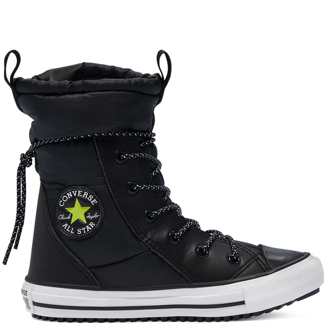 Water Repellent Chuck Taylor All Star MC Boot High Top
