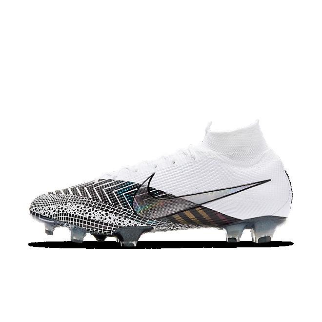 Nike Mercurial Superfly 7 Elite MDS FG White