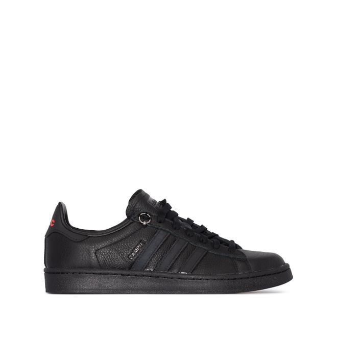 adidas X 032c black Campus leather