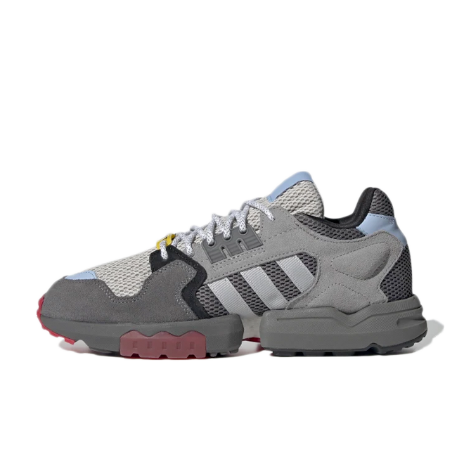 Ninja X adidas ZX Torsion 'Grey' zijaanzicht