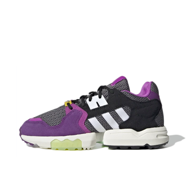 Ninja X adidas ZX Torsion 'Glory Purple' zijaanzicht