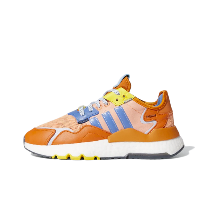 Ninja X adidas Nite Jogger Kids 'Orange