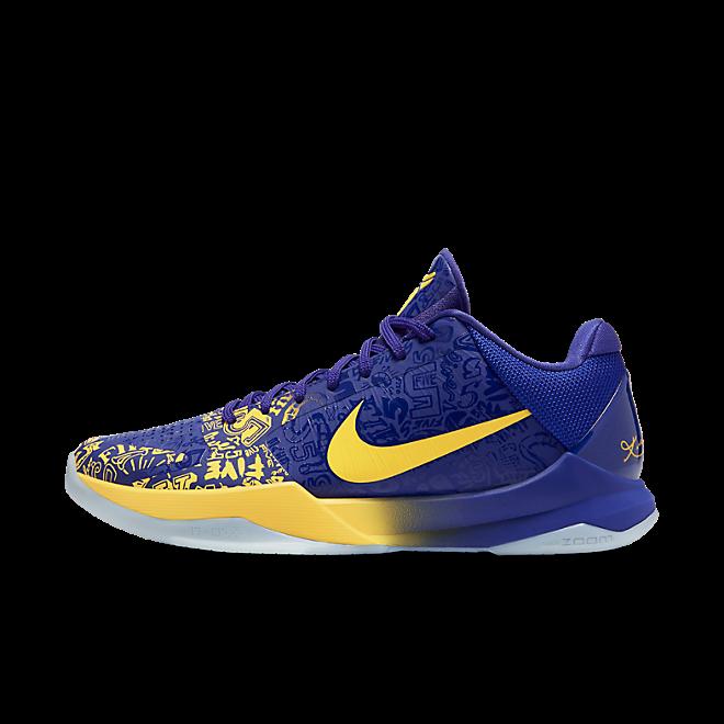 Nike Kobe 5 Protro 5 'Rings' zijaanzicht