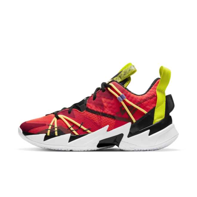 Air Jordan Why Not 0.3 'Crimson' zijaanzicht