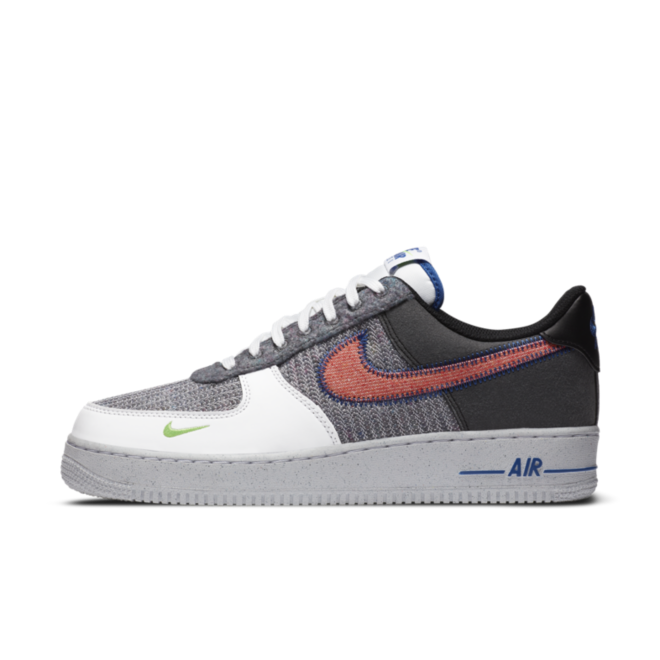 Nike Air Force 1 NRG Recycled Pack 'Grey/Purple' CU5625-122