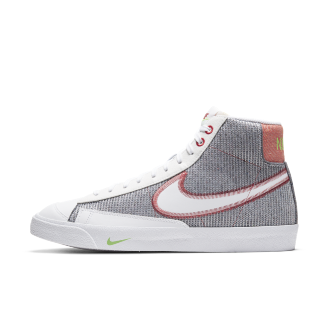 Nike Blazer Mid NRG Recycled Pack 'Grey/Red' CW5838-022