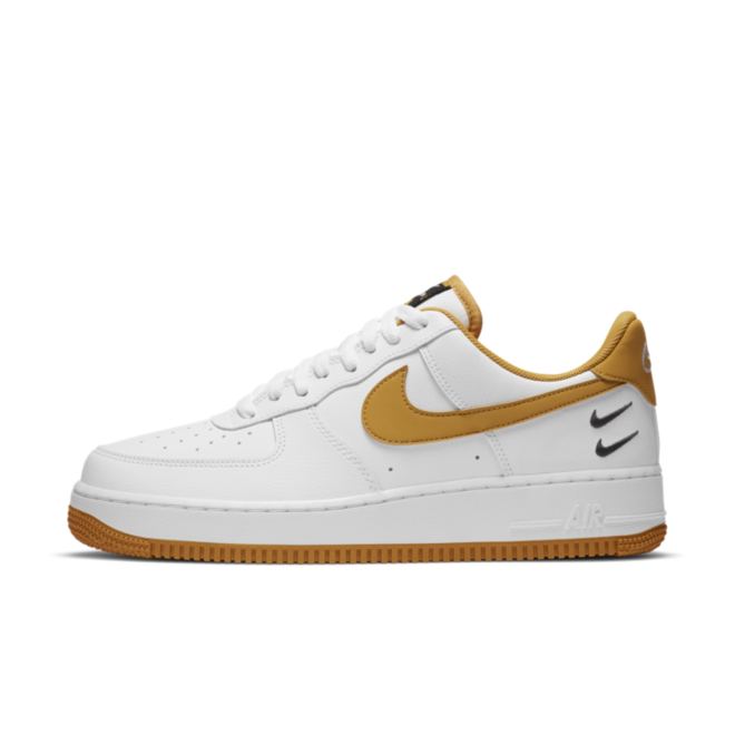 Nike Air Force 1 Double Swoosh 'White'