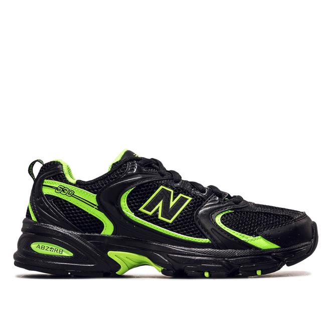 Unisex Sneaker MR530 ESA Black Green