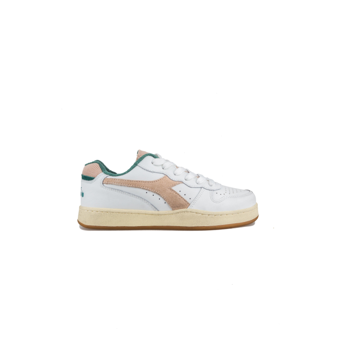 Diadora Basket Low Used WN Apricot