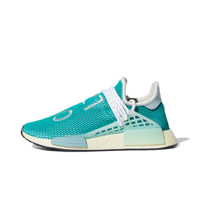 adidas NMD Hu Pharrell 'Dash Green'