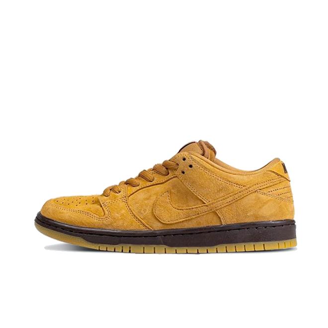 Nike SB Dunk Low Pro 'Wheat' BQ6817-204