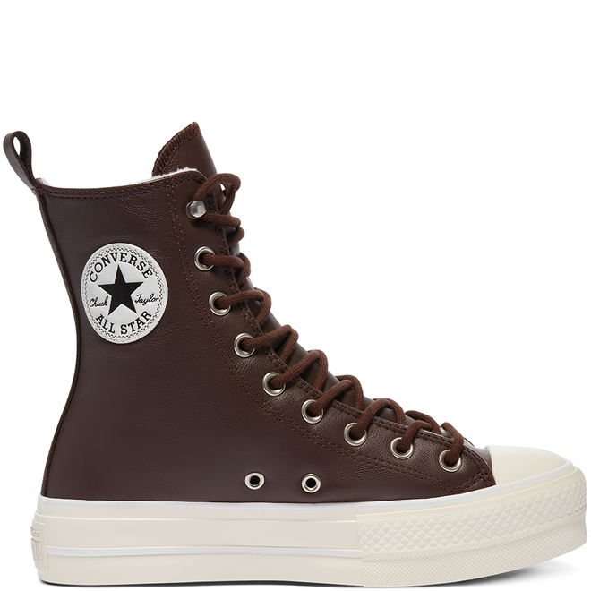 Mountain Club Extra-High Platform Chuck Taylor All Star High Top
