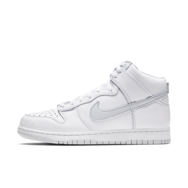 Sneaker week 46 2020 - Nike Dunk High SP 'Pure Platinum'