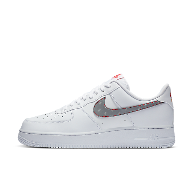 Nike Air Force 1 '07 LV8 3M Project 'White'