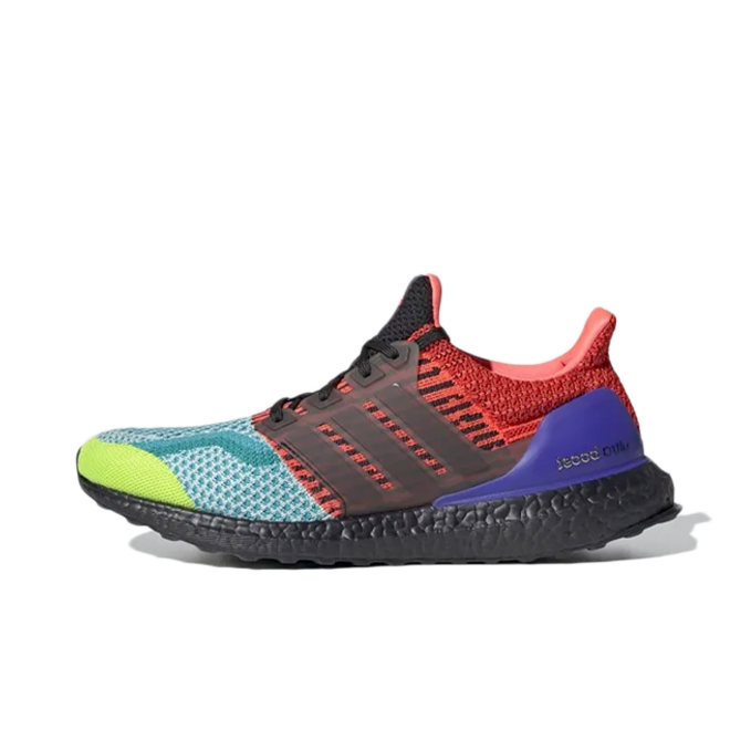 adidas UltraBoost DNA 'Multi/Red' EG5923