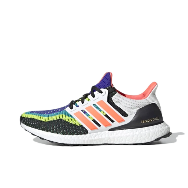 adidas Ultraboost DNA 'White/Multi'