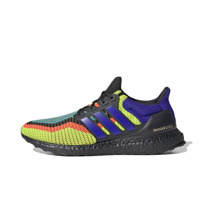 adidas Ultraboost DNA 'Black/Multi' FW8711