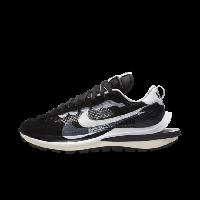 Sacai X Nike VaporWaffle 'Black' CV1363-001