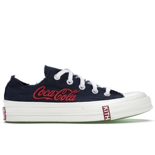 Converse Chuck Taylor All-Star 70s Ox Kith x Coca Cola Blue