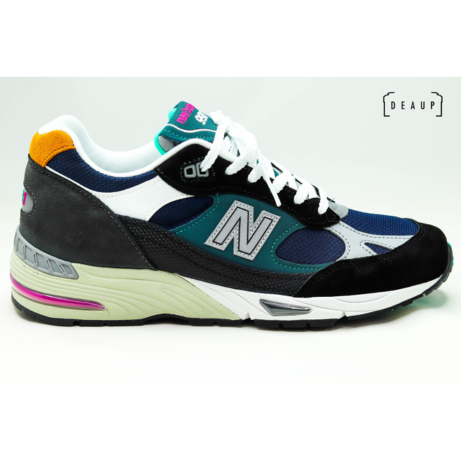 New Balance 991MMD 'Black / Blue / Purple'