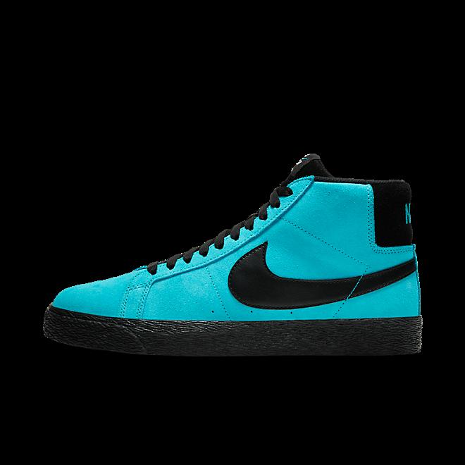 Nike SB Zoom Blazer Mid Baltic Blue
