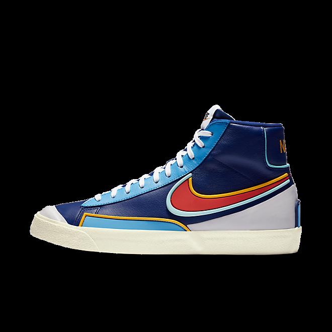 Nike Blazer Mid 77 D/MS/X Deep Royal Blue