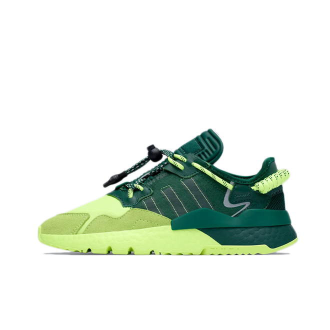 Beyonce - Ivy Park X adidas Nite Jogger ' Green Frozen Yellow' S29041