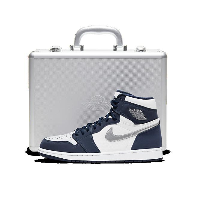 Jordan 1 Retro High CO Japan Midnight Navy (Suitcase)