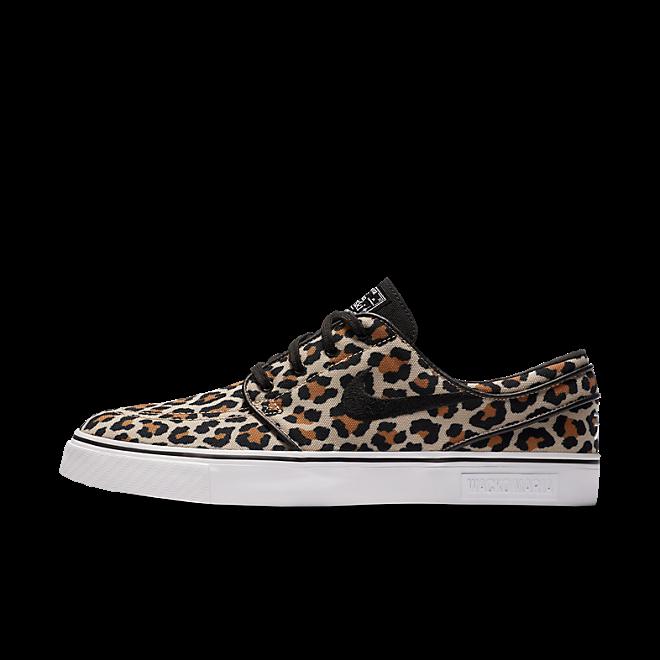 Wacko Maria X Nike SB Janoski Canvas OG 'Leopard' DA7074-200