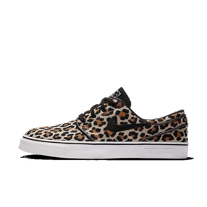 Wacko Maria X Nike SB Janoski Canvas OG 'Leopard'