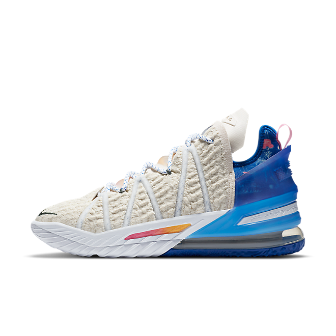 Nike LeBron 18 Los Angeles By Day