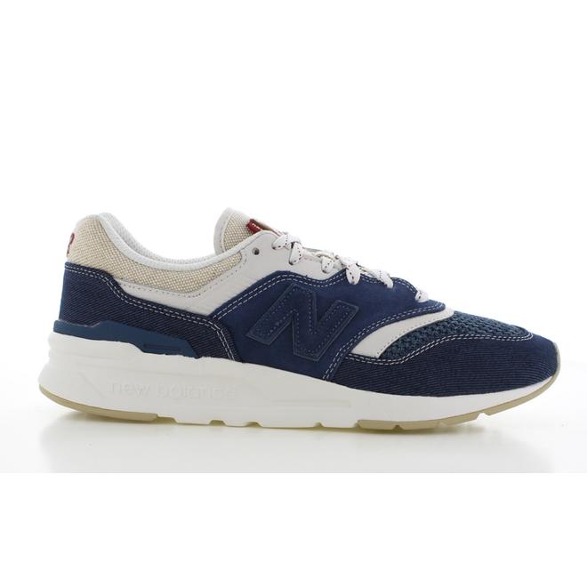 New Balance 997 Blauw