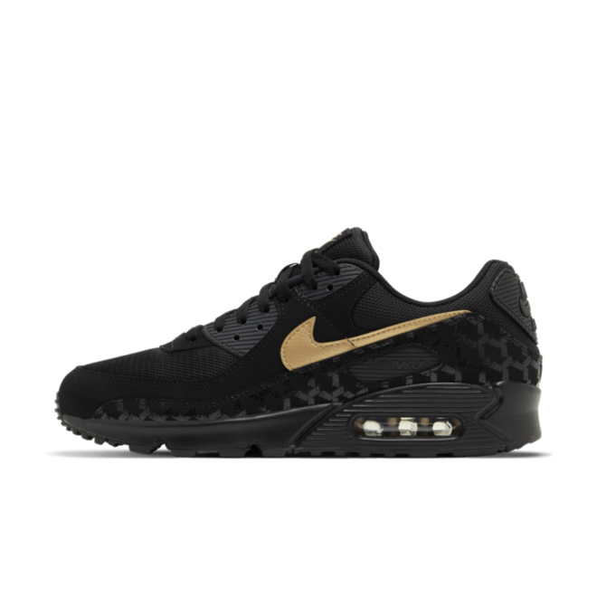 Nike Air Max 90 'Black/Gold'