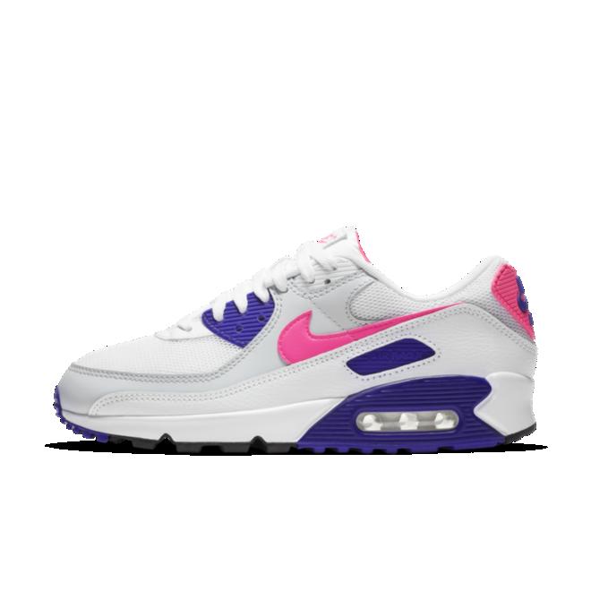 Nike Air Max 90 'Concord Purple' zijaanzicht