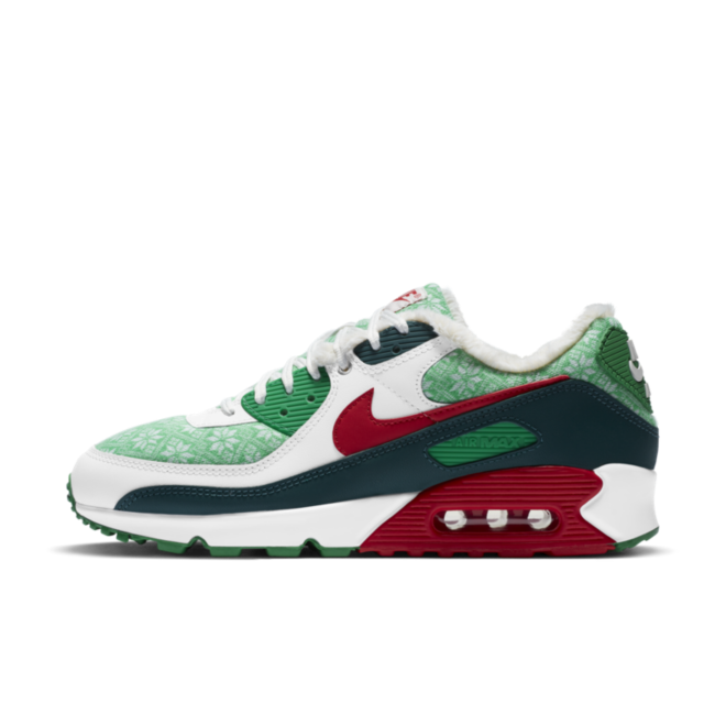 Nike Air Max 90 'Ugly Sweater Pack' zijaanzicht