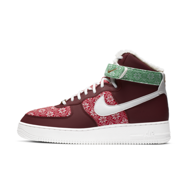 Nike Air Force 1 High 'Ugly Sweater Pack' DC1620-600