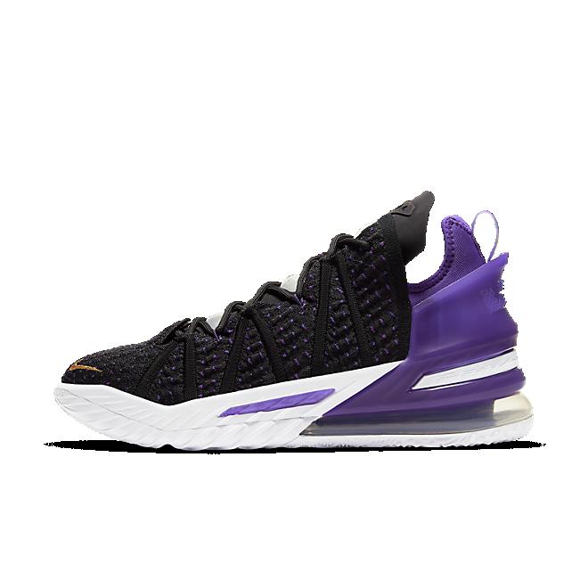 Nike LeBron 18 'Lakers