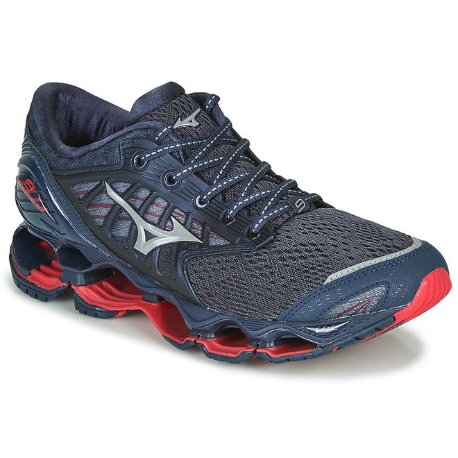 Mizuno WAVE PROPHECY 9 Men/'s Running Shoes Blue Black J1GC200026 20G